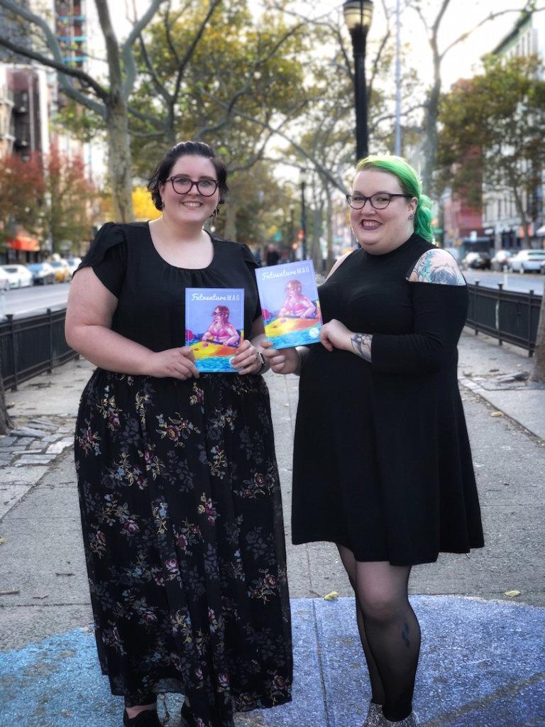 Samantha Puc and Alice Lesperance of Fatventure