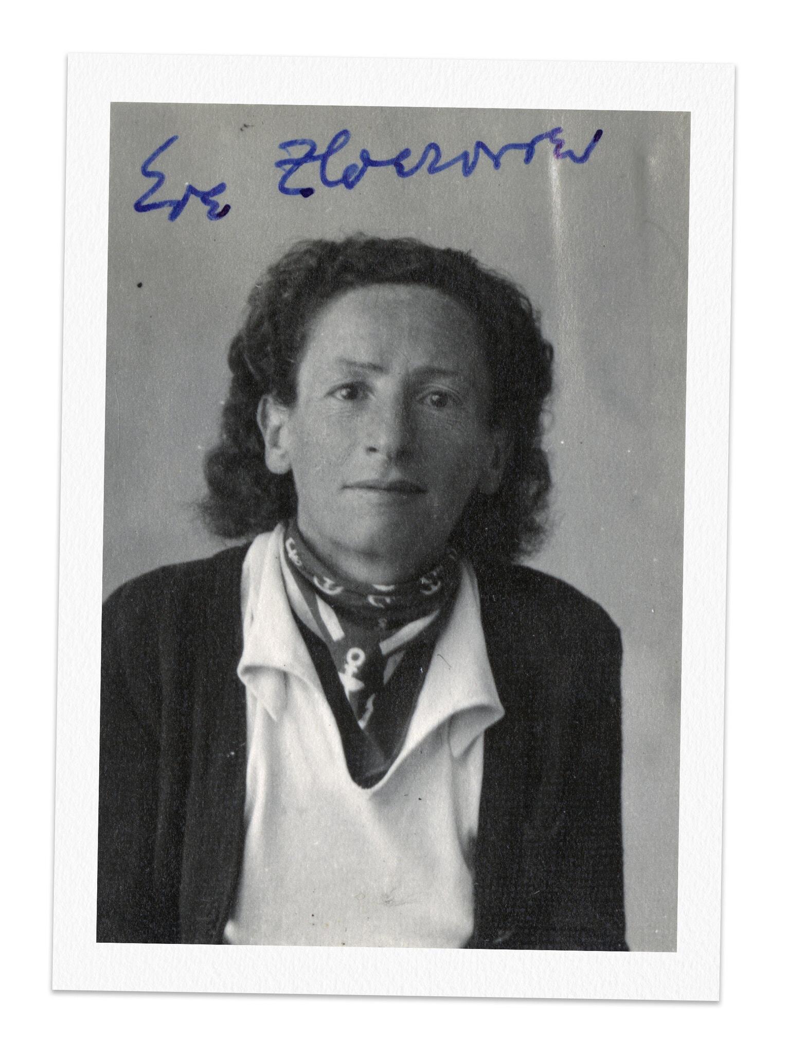 Eve Adams in 1941.